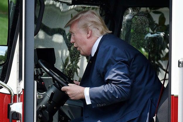 Donald Trump Softcore Porn Part 2-8953