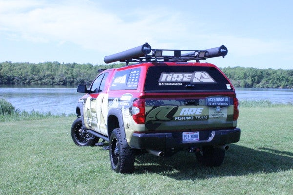 The A.R.E. Fishing Team 2014 Toyota Tundra Project Truck Is Designed With  Everything Anglers Need To Stow And Organize Tackle, Tools And Equipment.
