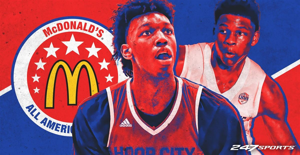 7685fcf2af2 McDonald s All-American Game roster released