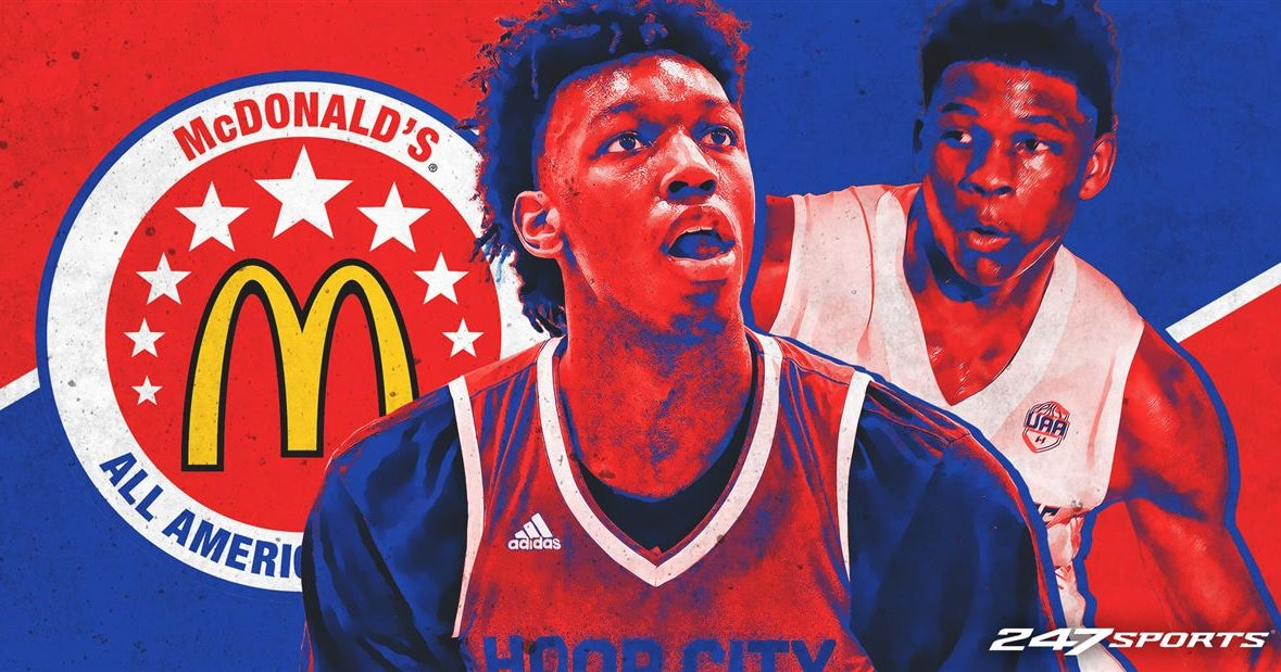 e734f3350f5 McDonald s All-American Game roster released