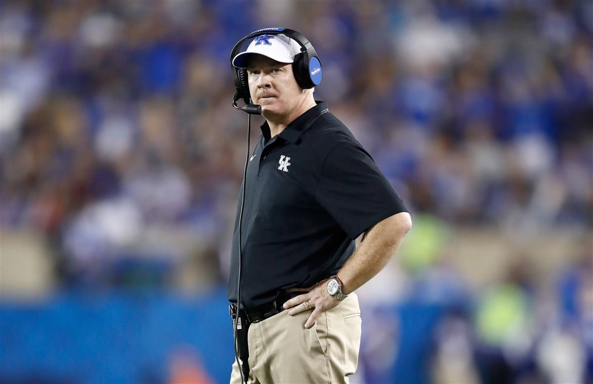 Column: Three UK football games that could define the season