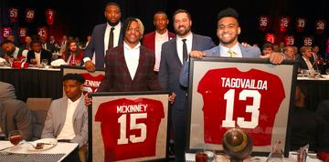 Alabama holds awards banquet, names four team captains