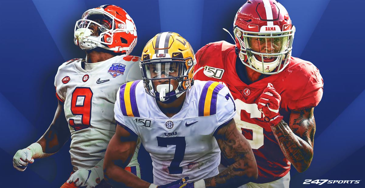CFB winners, losers from the NFL's early entry deadline