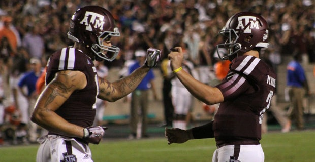 Johnny Manziel highlight video released by Texas A&M