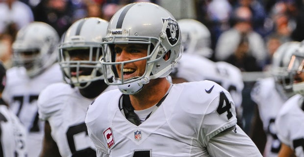f731f08e5 Raiders  Derek Carr describes moment he learned of Pro Bowl nod