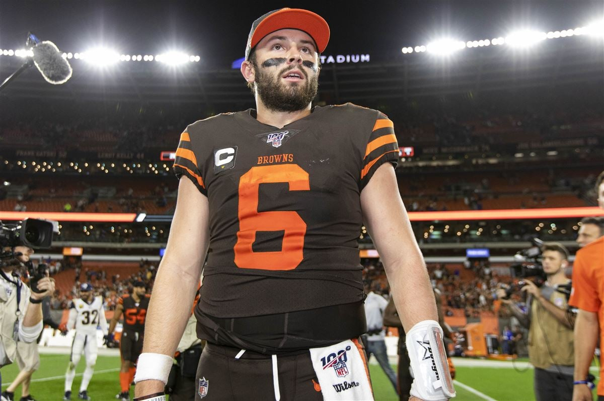 Baker Mayfield and the Balance of Trying and Being