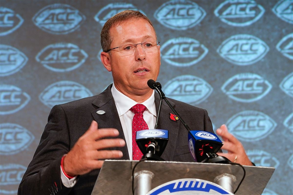 Reaction: Louisville's Satterfield named ACC Coach of the Year
