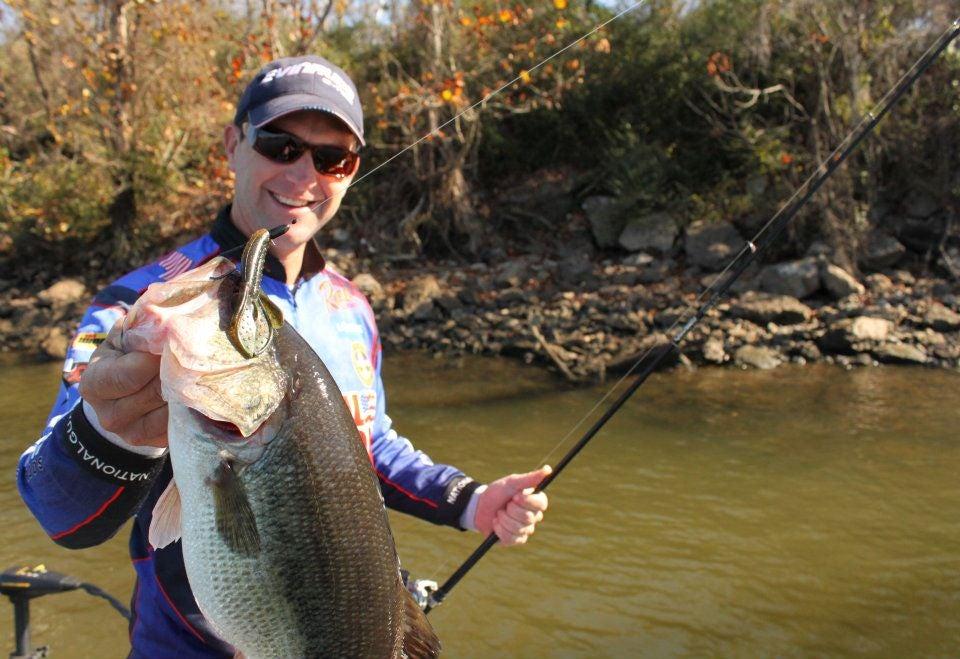 Tips On Winter Pool Bass Fishing