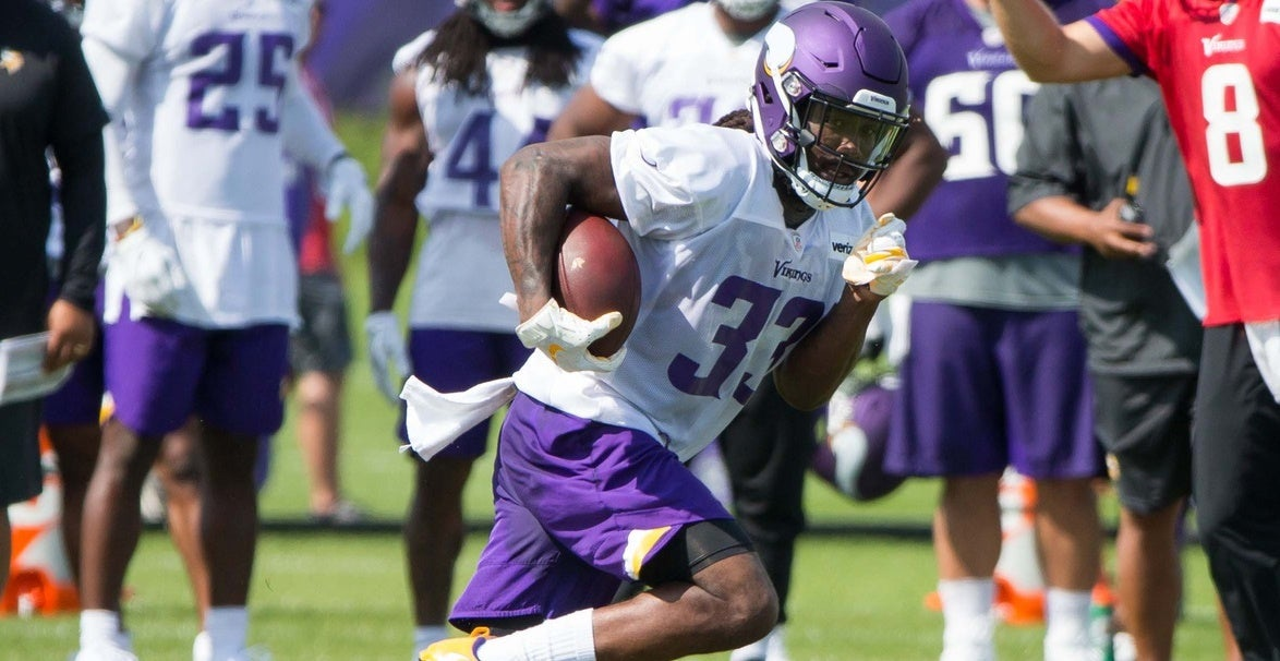 Cook leads list of Vikings that won't play