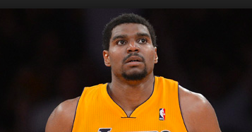 1bb015fbc25 Report: Andrew Bynum works out at Lakers facility