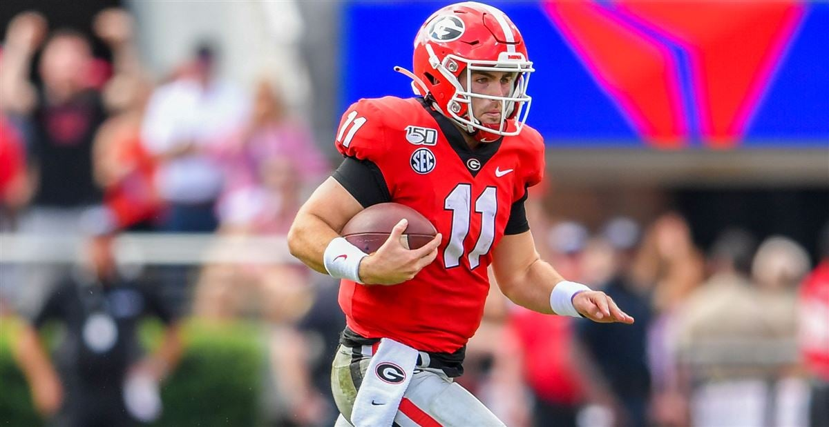 Media reacts to Georgia's first half in SEC title game