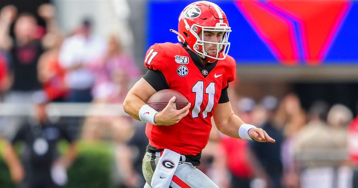 Jake Fromm drafted by contender in latest CBS NFL Mock Draft