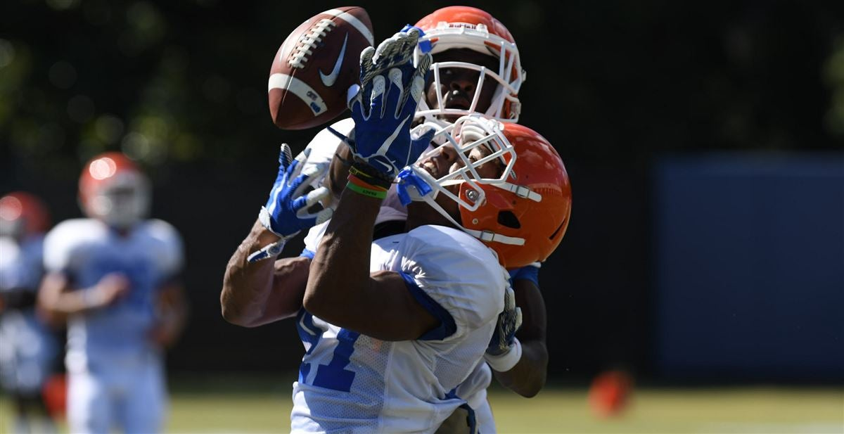Mid-Camp Position Grades for the Florida Gators