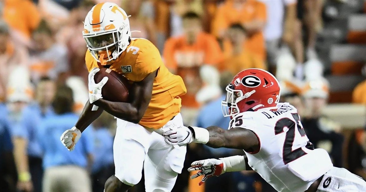 Two kick times still possible for Tennessee's game at Georgia