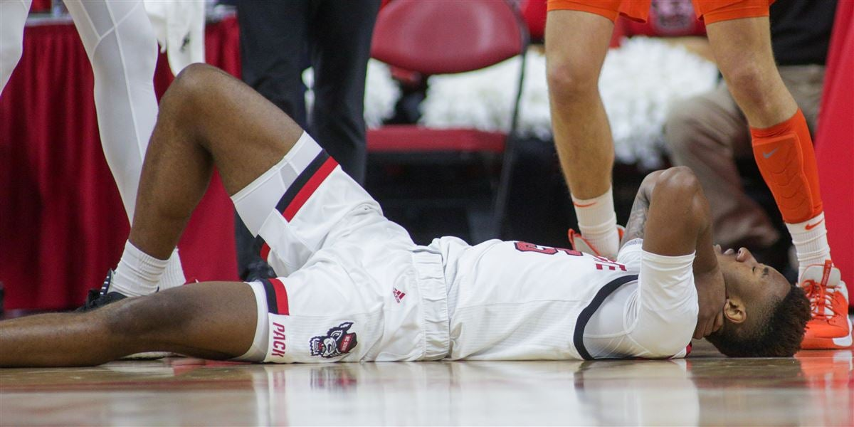 Manny Bates, Pat Andree not expected to play vs. Virginia