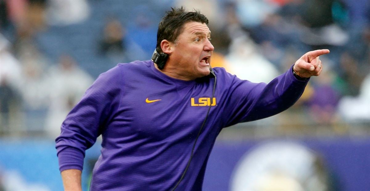 Danny Kanell predicts rough year for LSU, coach Ed Orgeron