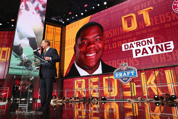 Re-selecting the Washington Redskins' 2018 NFL Draft class