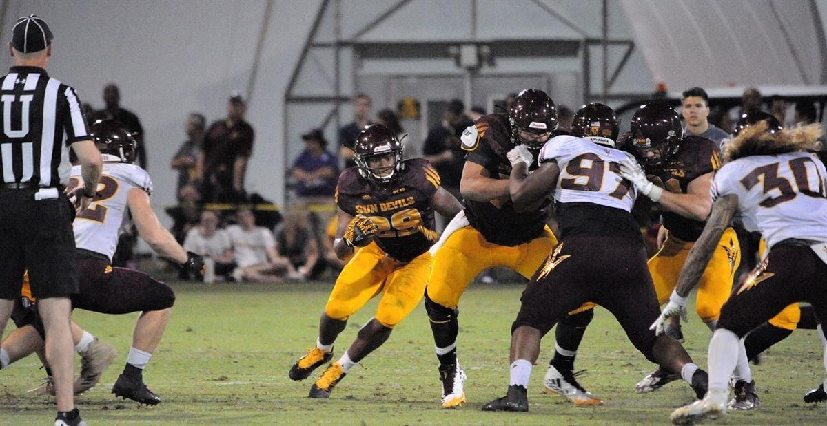 Photo Gallery: Saturday ASU football scrimmage