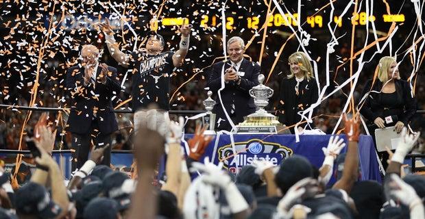 Season Prediction: Texas wins Big 12 title     over Baylor?