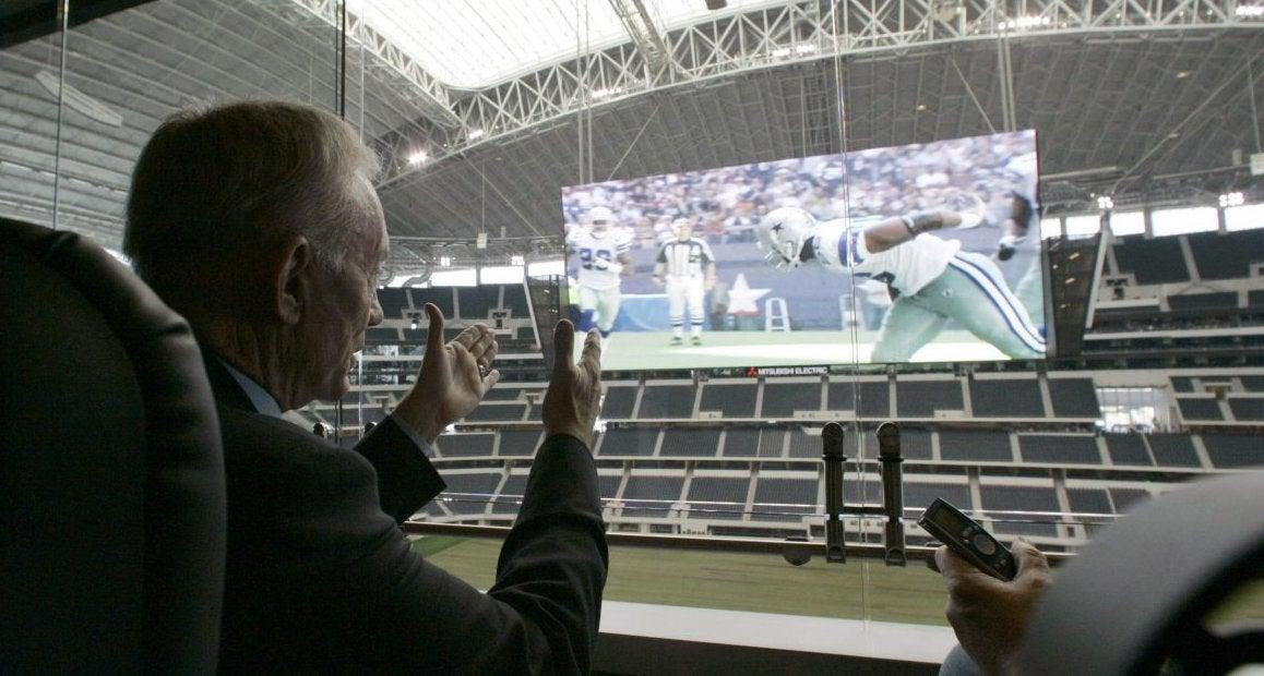 Cowboys offseason blueprint part 2 valuing their own free agents cowboys offseason blueprint part 2 valuing their own free agents and 6 9 mil of room malvernweather Choice Image