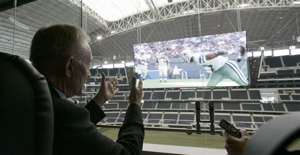 Cowboys offseason blueprint part 2 valuing their own free agents the dallas cowboys typically focus their free agency efforts on retaining their own players with expiring contracts trying to get the band back together malvernweather Choice Image