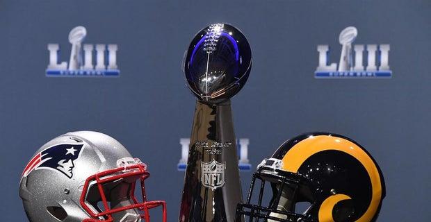 97517853 New England Patriots vs. LA Rams: Super Bowl 53 Predictions