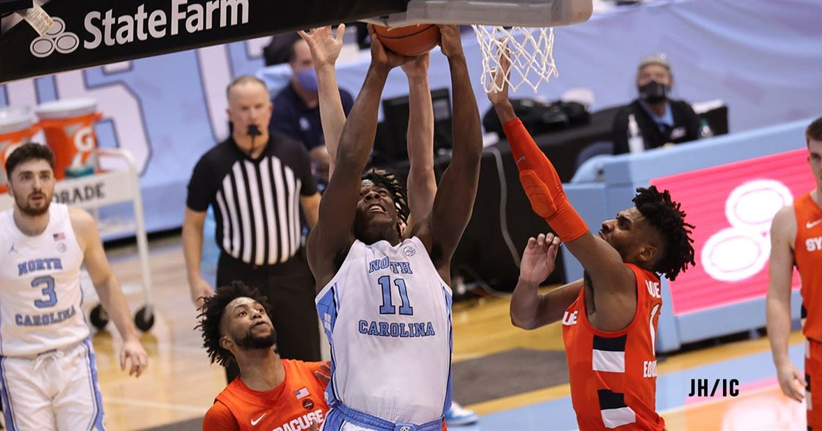Tar Heels Learning to Finish