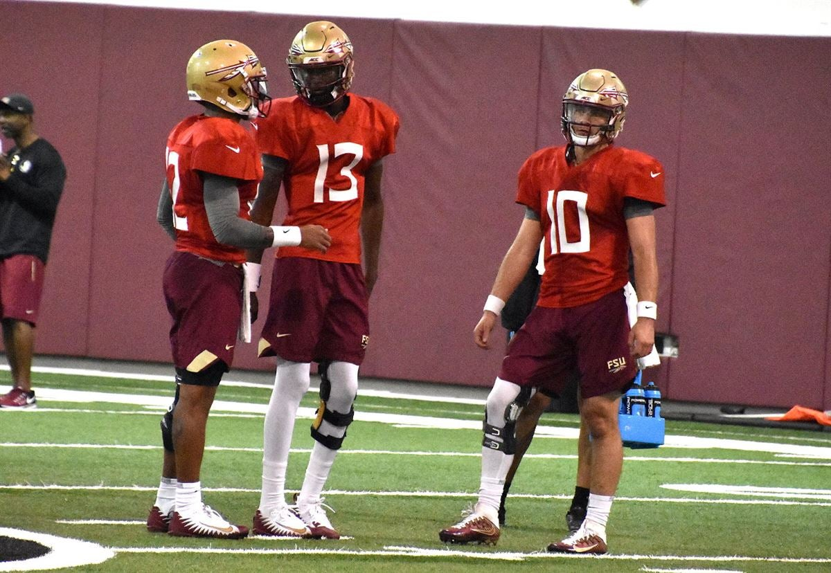 Love and Competition: FSU QBs weigh in on position battle
