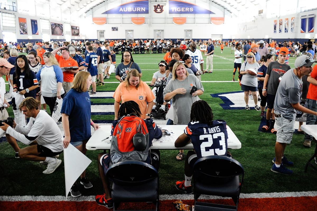 ITAT Football Photo Gallery: Fan Day 2018