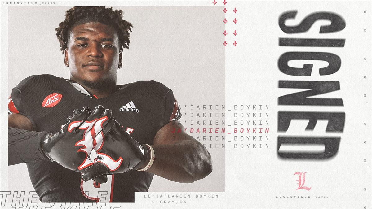 4-star DE Boykin will enroll at Louisville next month