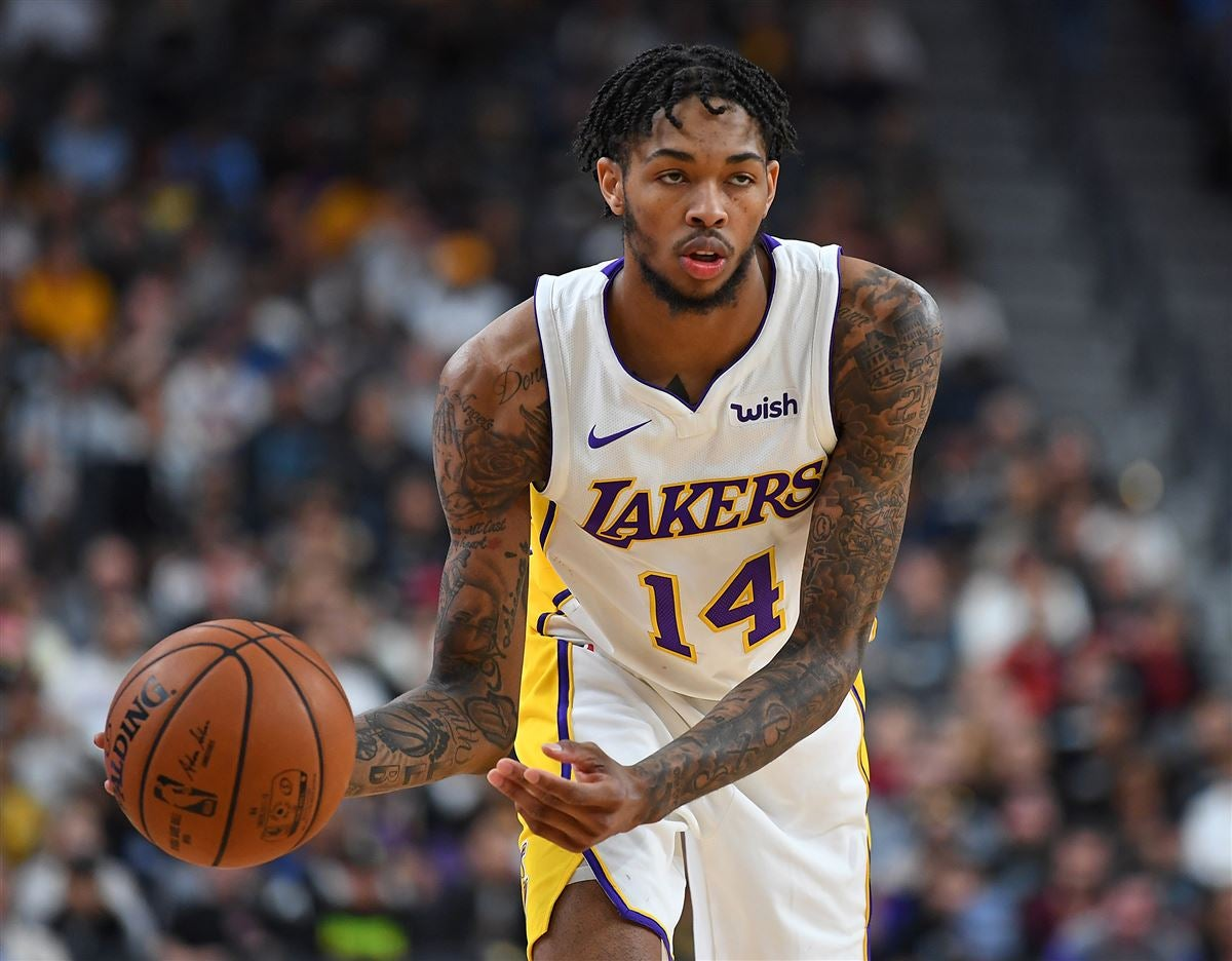 Lakers exercise team options on Brandon Ingram Larry Nance Jr