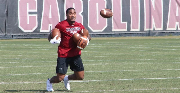 The word from South Carolina's Pro Day