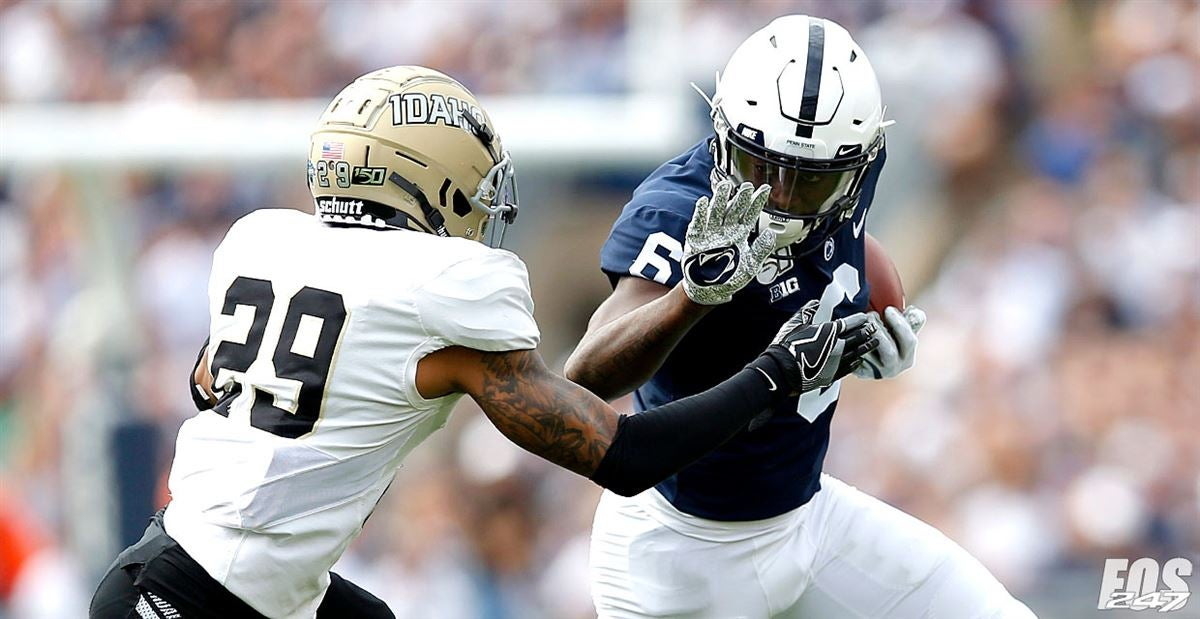 Penn State releases Ohio State week official depth chart