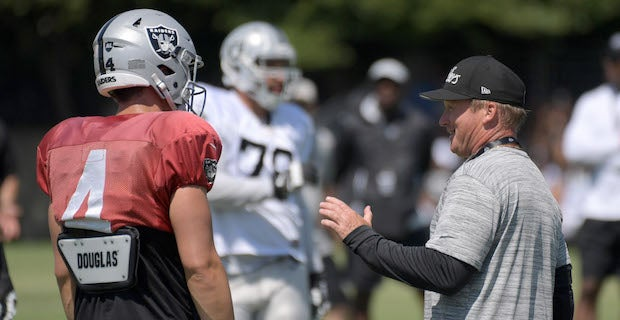 Raiders 53-man roster projection with training camp wrapping up