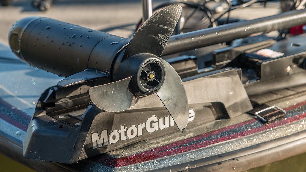 Motorguide x5 trolling motor review for Motorguide hyperdrive trolling motor