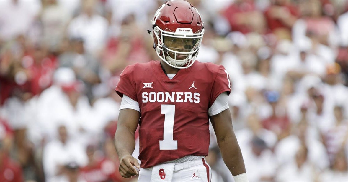 f1761bbab Kyler Murray may not start vs. Baylor due to suspension