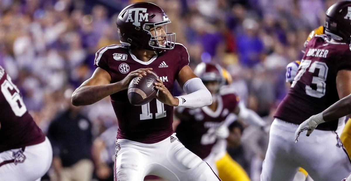 2019 A&M season review: Self-made Mond must improve on the road