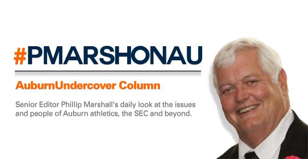 #PMARSHONAU: Sunday reflections from Auburn and beyond