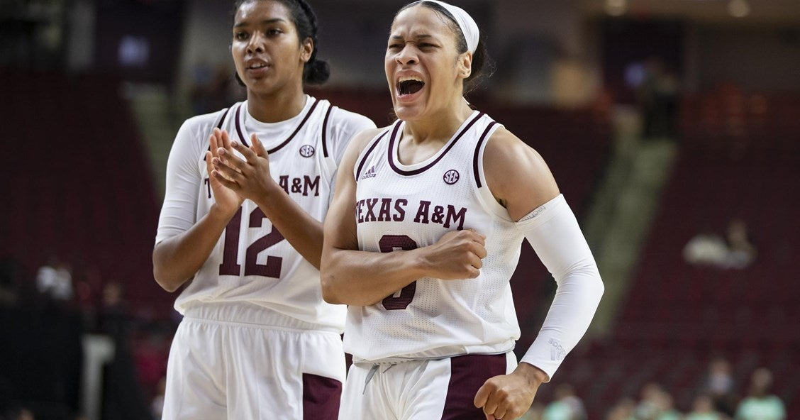 Star A&M guard Chennedy Carter adds major accolade to resume