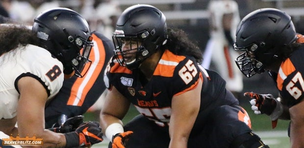 Trench Report: Oregon State vs. Cal Poly