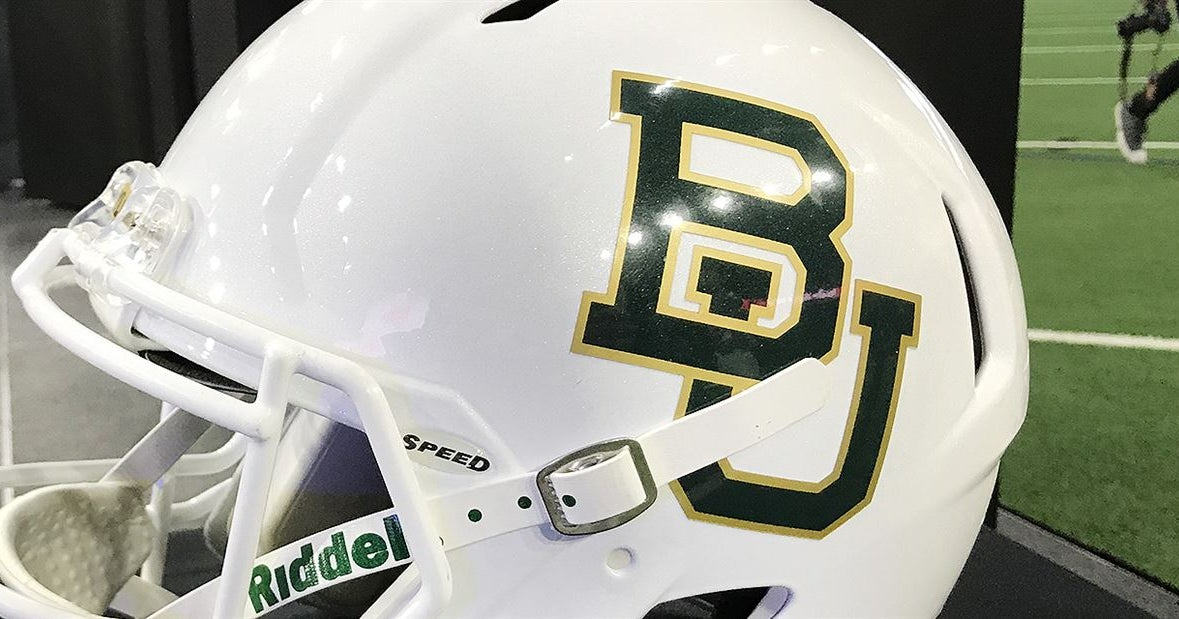 Ty Kieast Crawford Breaks Down His Commitment To Baylor