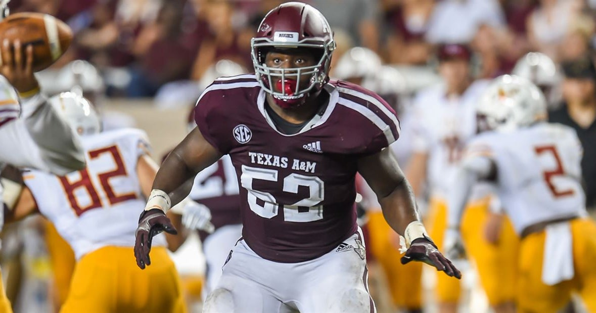 Aggies on PFF All-American and All-SEC teams