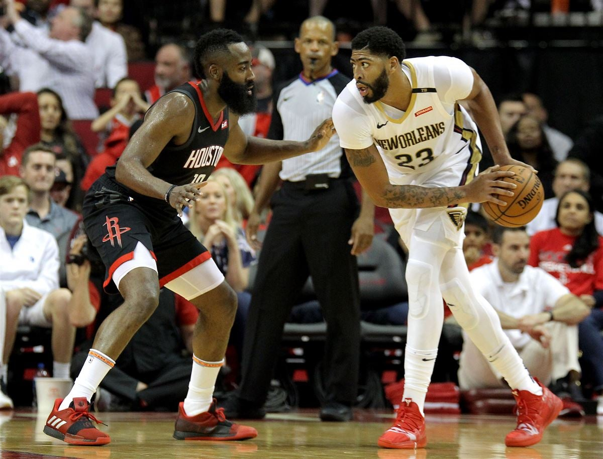 78c5c4d5511 Anthony Davis trade rumors  Five possible deals for the All-Star