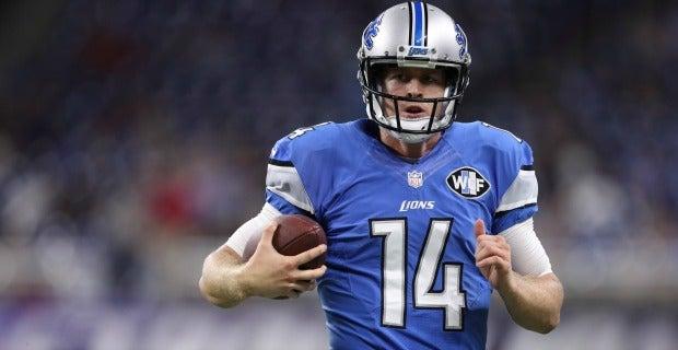 wholesale dealer d3d36 c57ee Report: Lions cut quarterback Jake Rudock