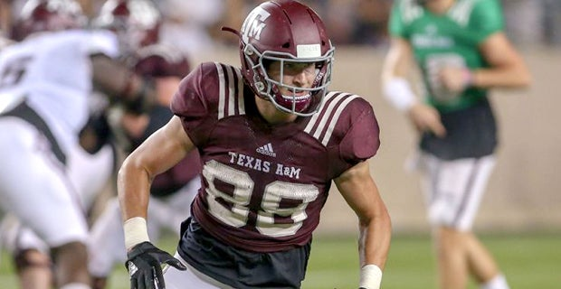 best service 977b8 f5351 Incoming A&M signing class gets its jersey numbers