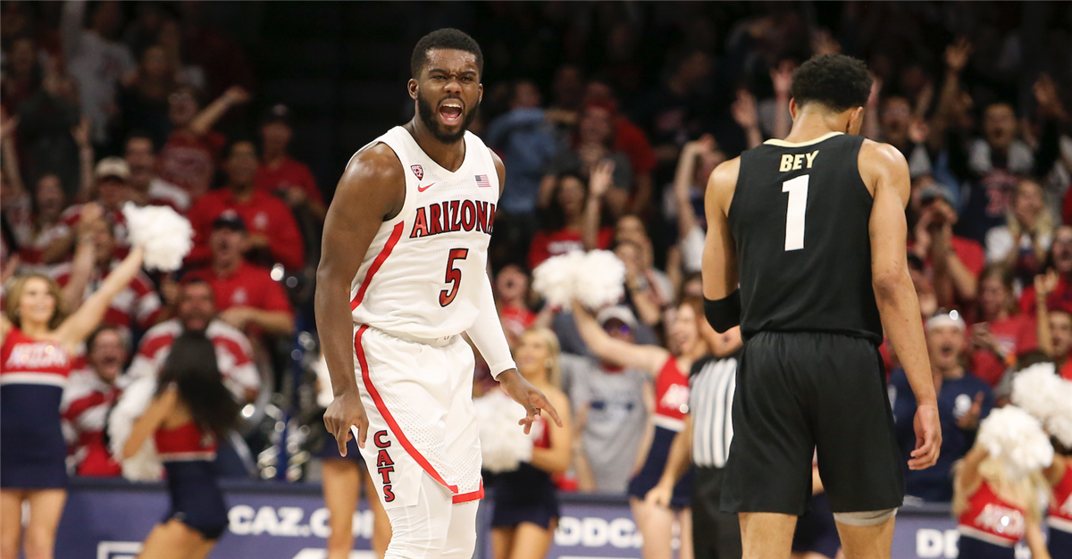 Arizona gets impressive win over Colorado