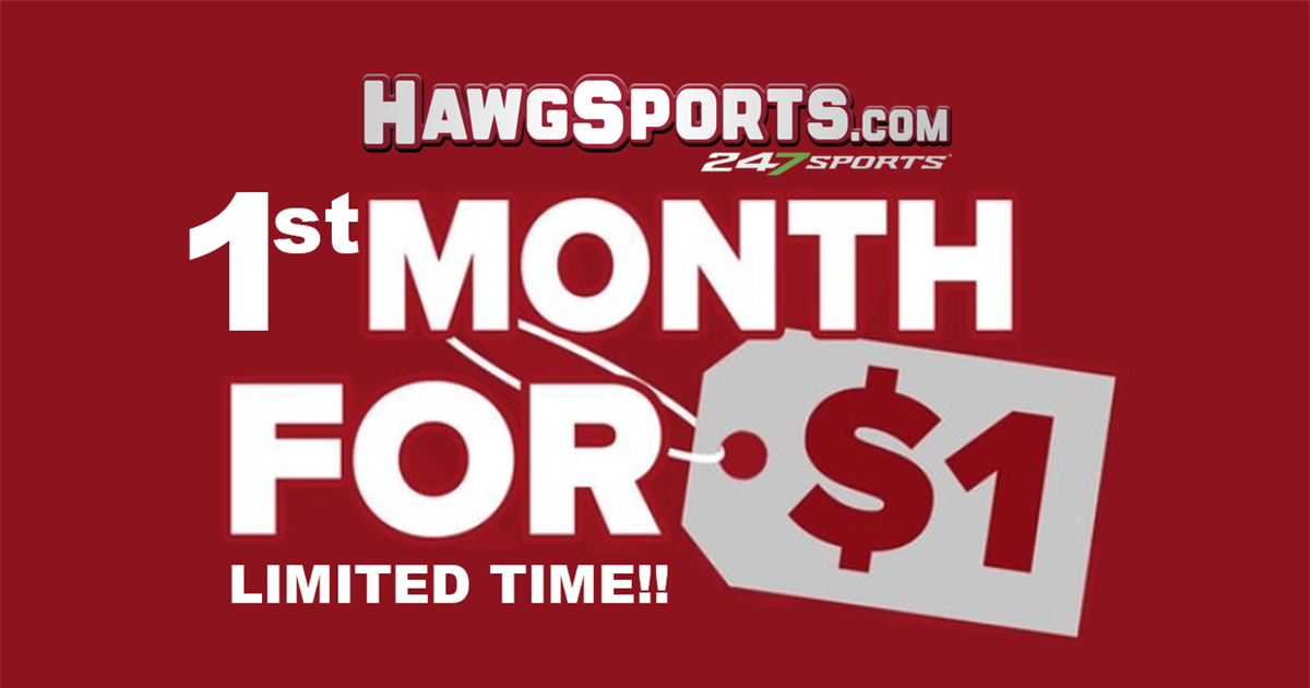 Get HawgSports for just $1