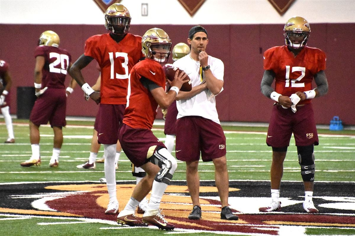 FSU is 'starting to see some separation' in quarterback battle