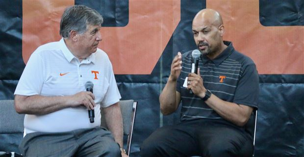 Rucker: Rob Lanier's return important for Tennessee basketball