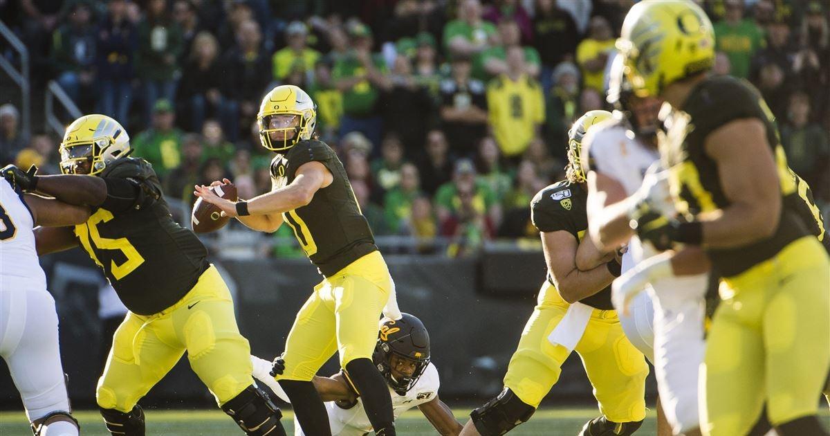 ESPN grades Oregon's performance through six games